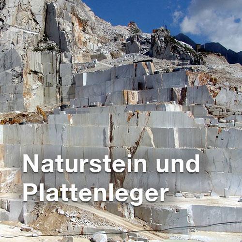 Naturstein und Plattenleger
